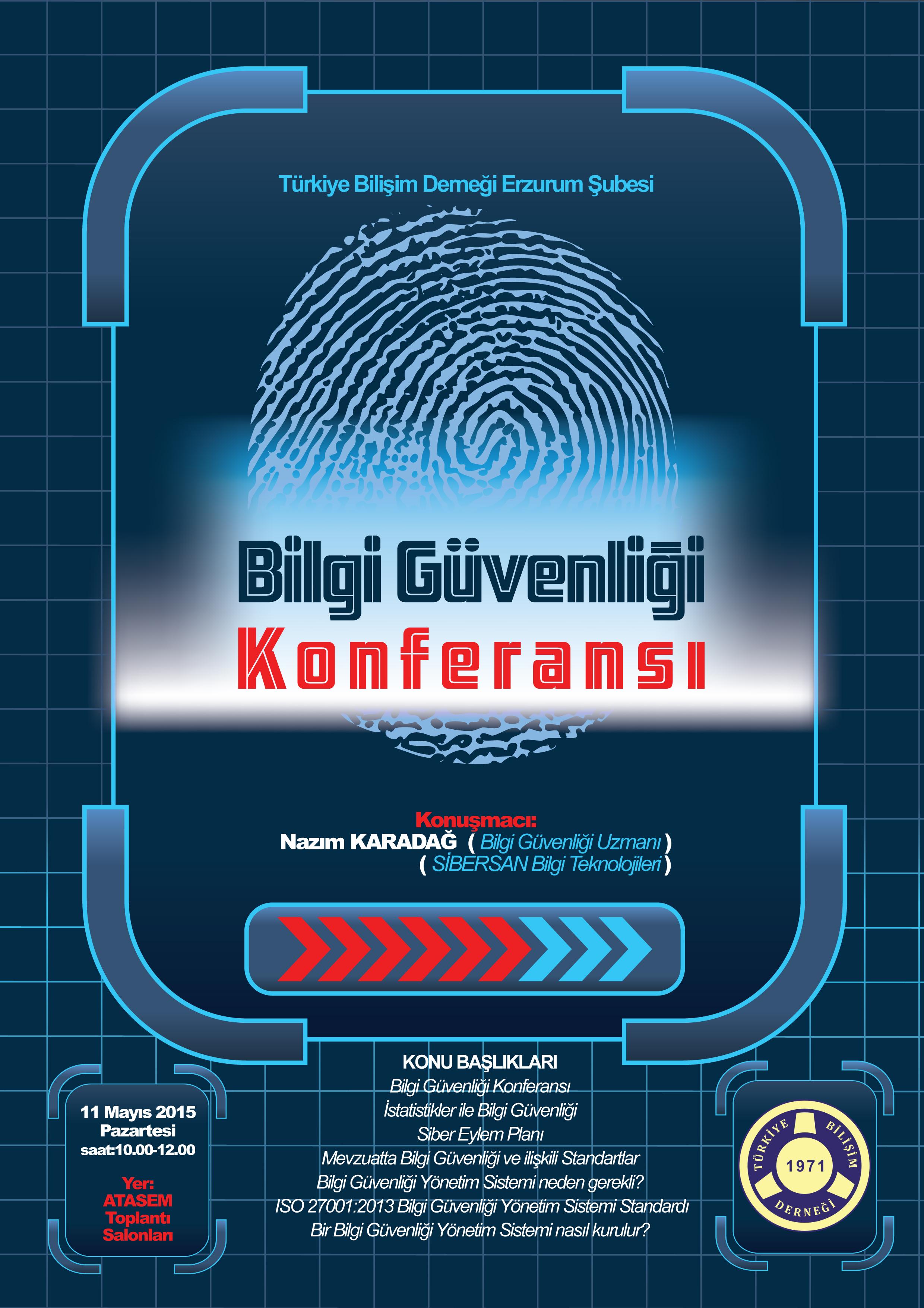 Bilgi Güvenliği